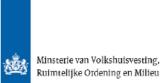 Klanten_Ministerie van Volkshuisvestiung, Ruimteloijke Ordening en Milieu